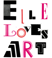 ELLE LOVES ART
